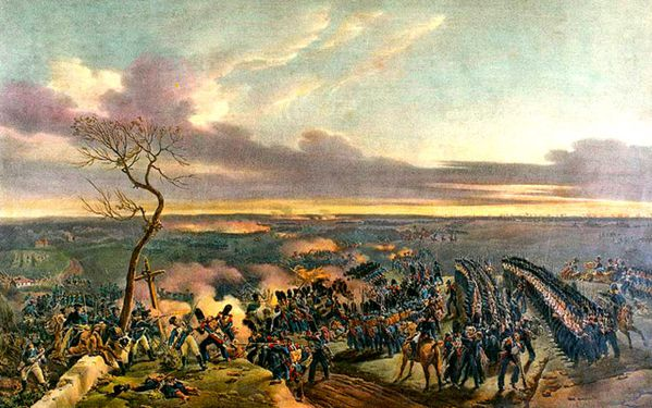 Battle of Montmirail 1814