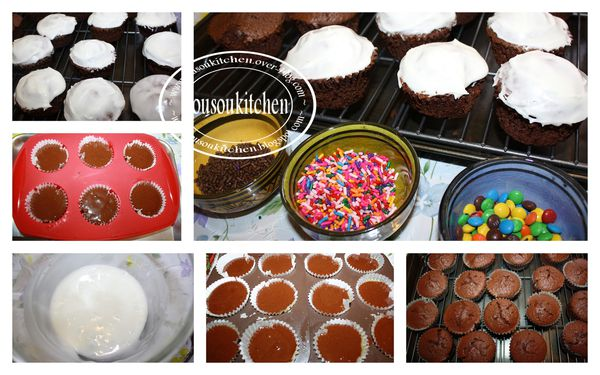 2010-09-14 Chocolate cup cake7