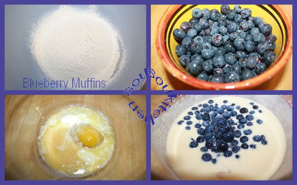 2010-10-07 Blueberry muffins6