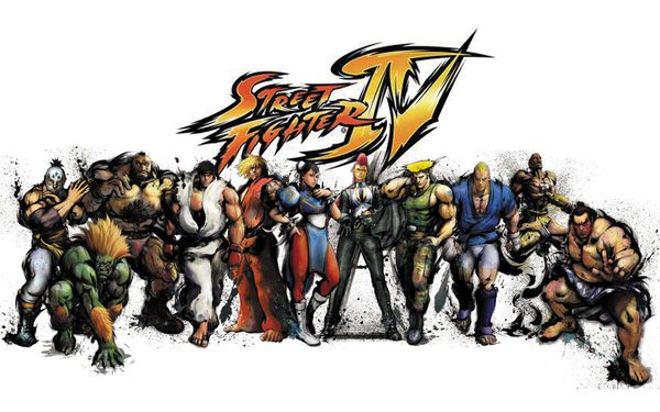 Poster Street Fighter IV