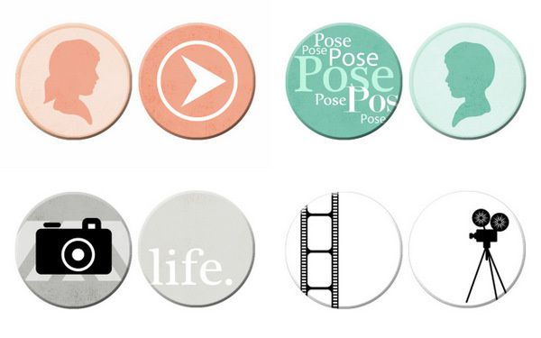 visuels badges