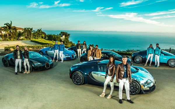 008 Lifestyle Capsule Collection Les Legendes de Bugatti