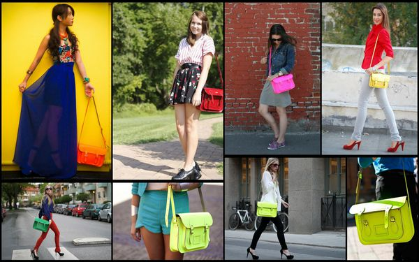 The Cambridge Satchel Company - bags - sacs cartables