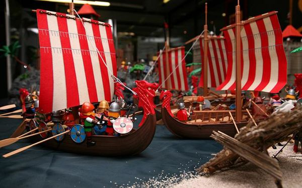 viking playmobil