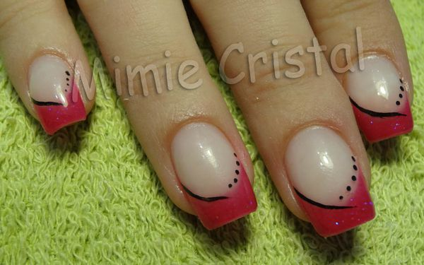 cliente french rose simple