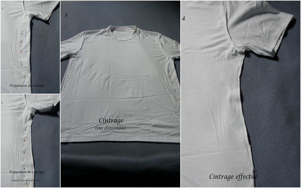 T-shirt cintrage (Copier)