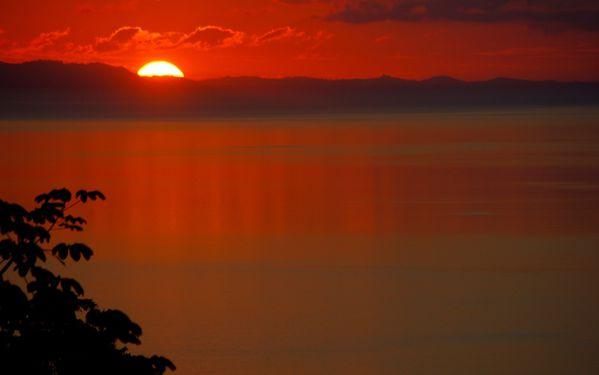 6 Costa Rica… Rincon… Lever du soleil