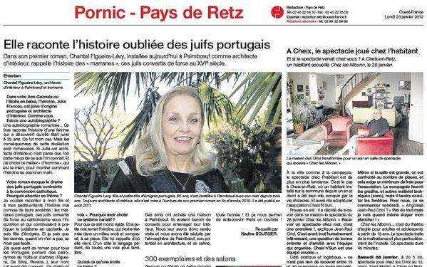 debut article ouestfranceJanv2012