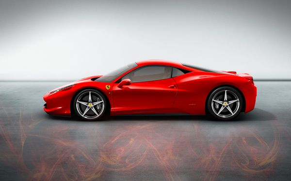 458 lateral big