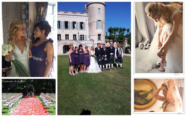 Scottish wedding in France (1)