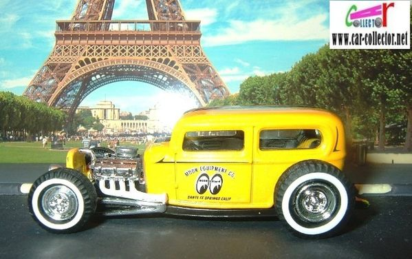 32 ford rat rod equipée moon hot wheels (3)