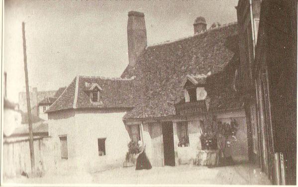 Rue de l'Arbalète - 03