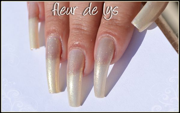 Vernis ongles nude
