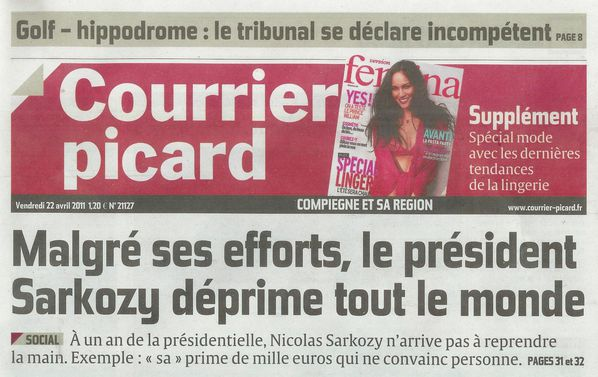 Courrier picard 001