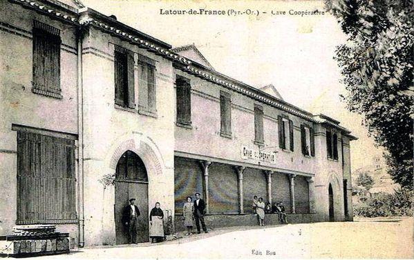 coopé Latour de France 0