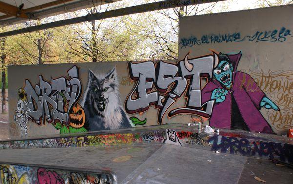 4373 skatepark Bercy 75012 Paris