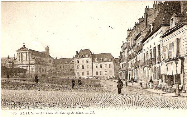 ¤ Rue du Champde Mars - 04 ¤