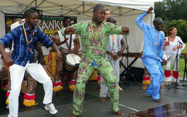 la roche sur yon guinée fête du 17 aout 2011 9