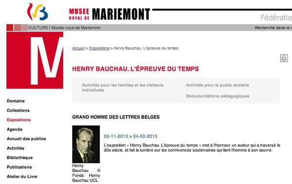musee-mariemont-henry-bauchau-exposition-date-2012-2013