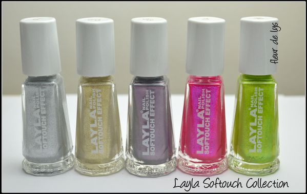 Layla Softouch Collection part1