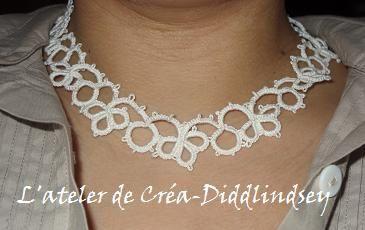 1ER collier frivolité DENTELLE creadiddlindsey (2)
