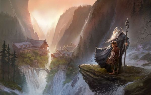 approach to rivendell by paultobin-d5kmgfd