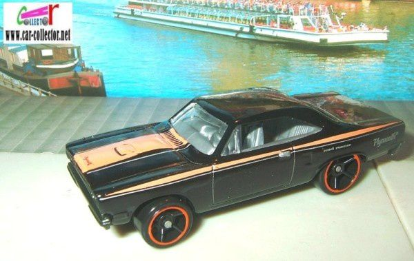70 plymouth rr 2009.079 serie muscle mania