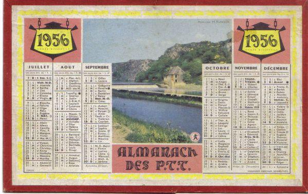Calendrier de 1956 28 images calendrier almanach des for Cendrier de jardin