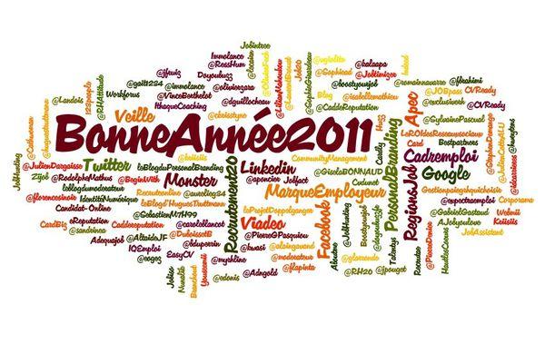 Bonne Année 2011 version 3