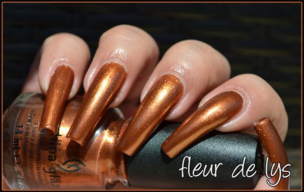 China Glaze Hunger Games Collection2