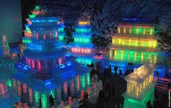 Chunjie 2011 - Sculptures de glace - Longjingxia 149 copy
