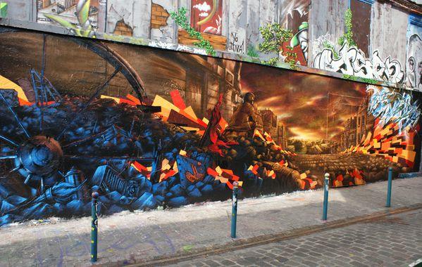858 rue denoyez 75020 Paris