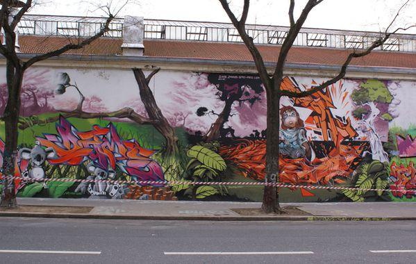 6726 rue des Pyrénées 23 janvier 2012