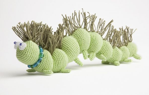 knitted-caterpilar