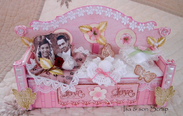 tuto pour petit banc shabby le blog d 39 isa son scrap. Black Bedroom Furniture Sets. Home Design Ideas