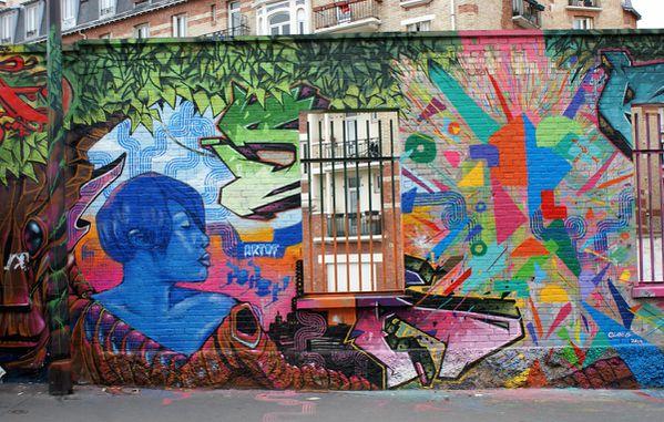 409 rue de l'Ourcq Paris 75019