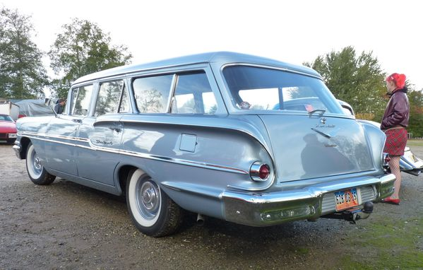 Chevrolet Brokwood 1958 265