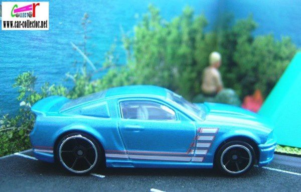 07 ford mustang blue pack 5 mustang 45