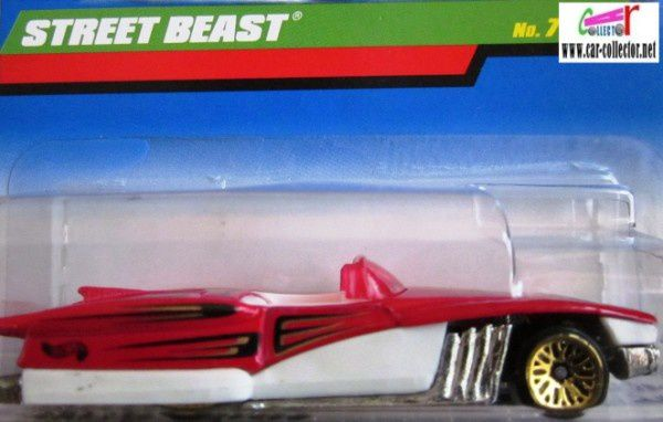 street beast thunt collector 755 1998 (1)