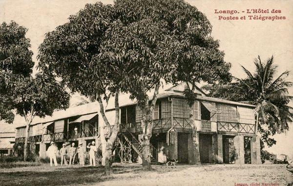 Loango-Hotel-Postes-Télégraphes