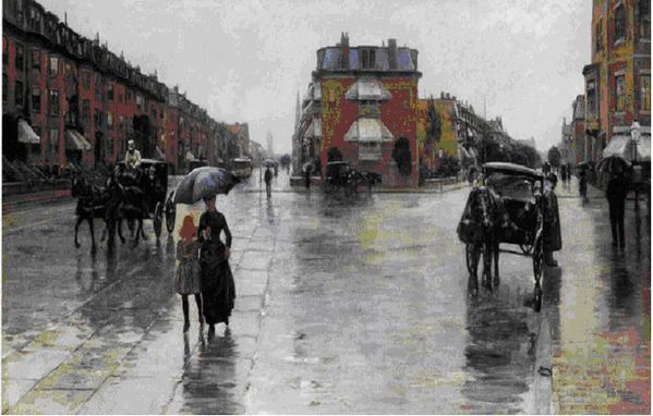 Childe Hassam southend