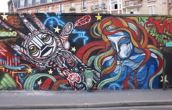 3721 rue de l'Ourcq 75019 Paris