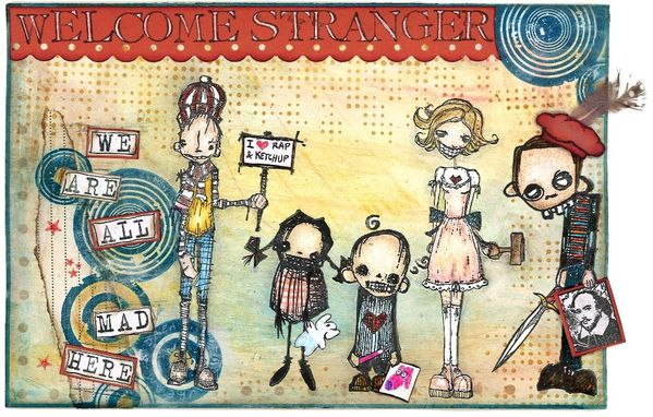 2012 - Welcome stranger