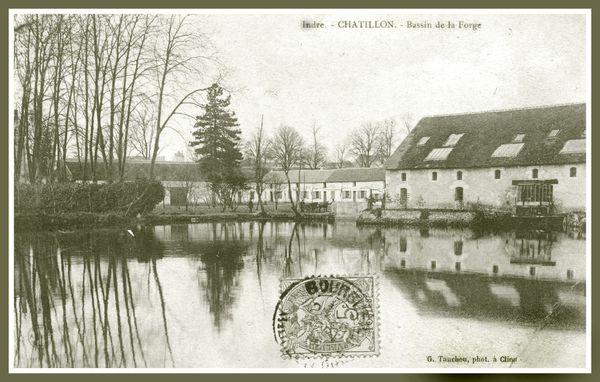 Cartes postales Chatillon.07