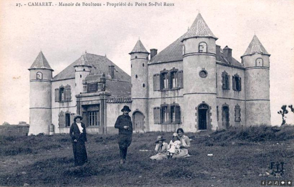 Coecilian St Pol Roux