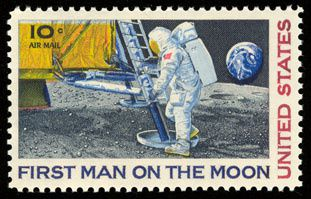 Neil-Armstrong-stamp