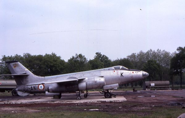 Photo-9-Vautour-IIB n°615 Cazaux 1980