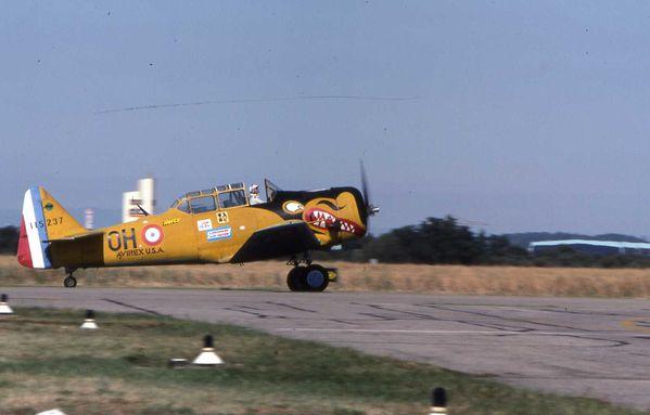 T6 Warbird Juillet 91