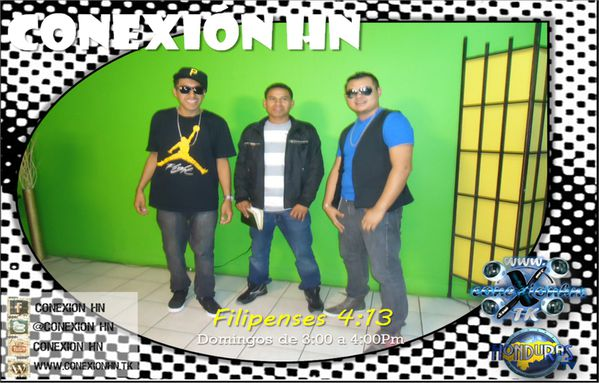 Conexion HN Filipenses 4.13 en Honduras TV