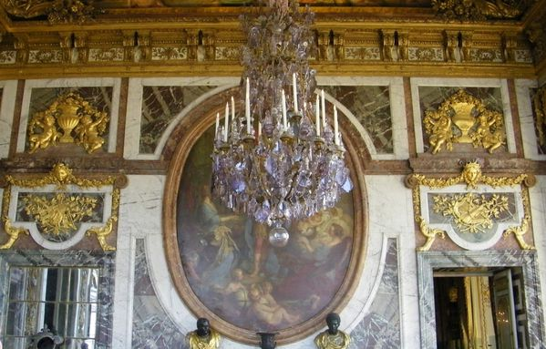 263 Peace Drawing Room, Versailles